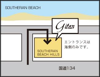 ジタン地図